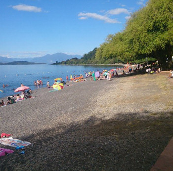 Playa Lago Ranco
